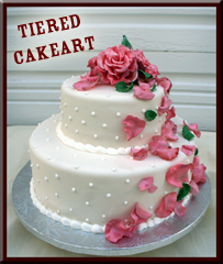 Tiered CakeArt